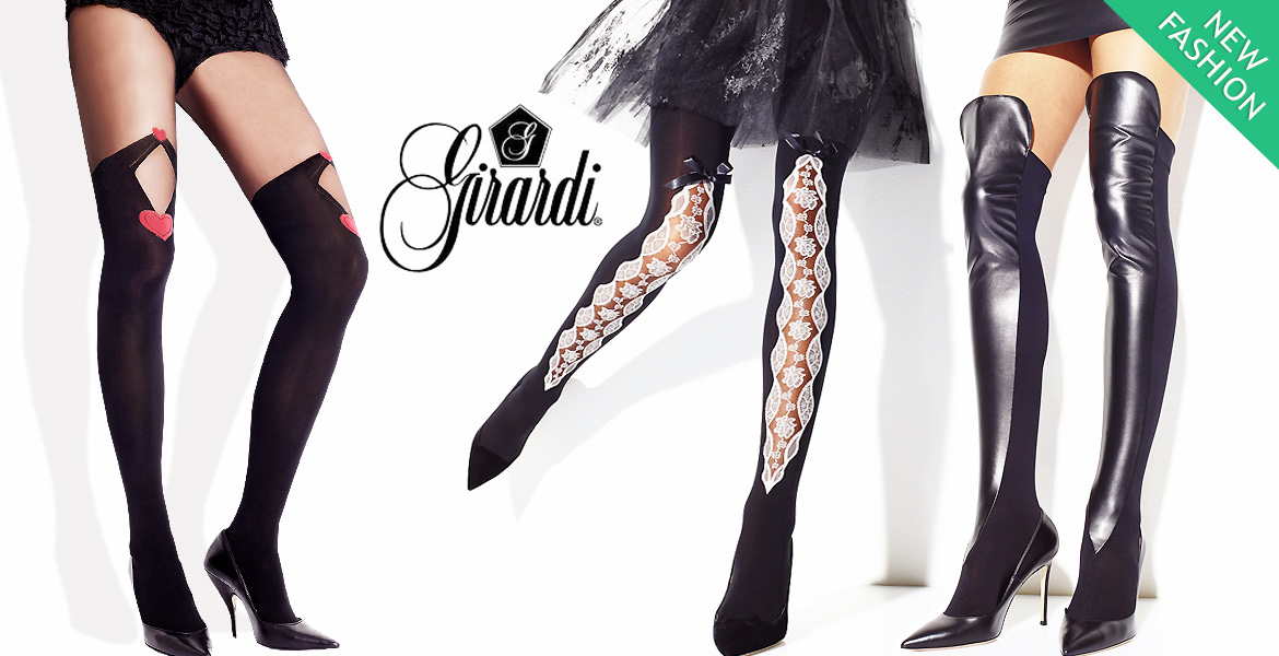 New Girardi Fashion Hosiery
