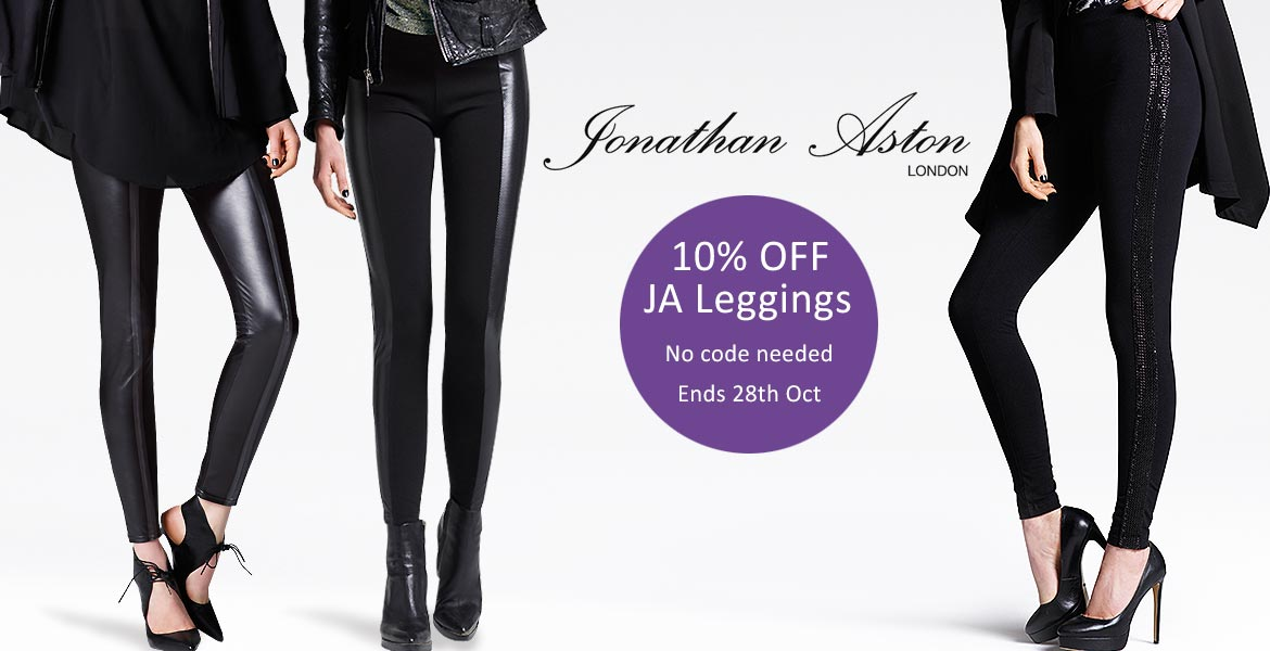 Jonathan Aston Leggings Offer