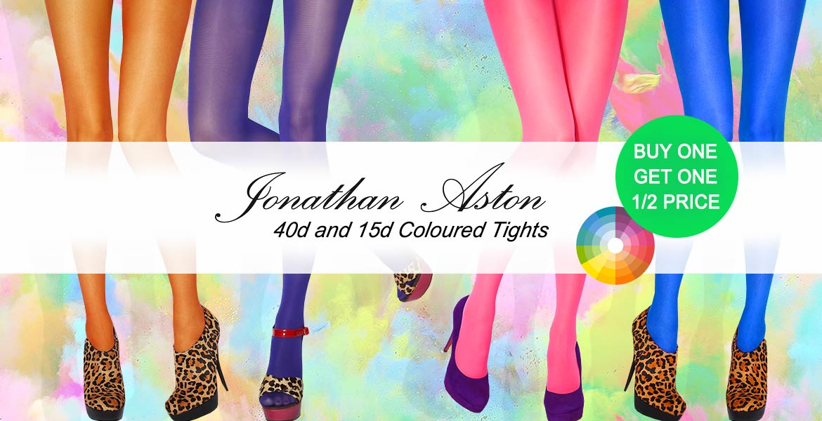 Jonathan Aston Colour Palette Tights Offer