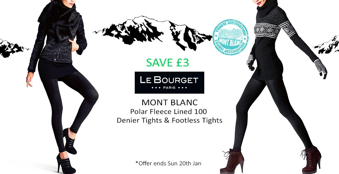 Le Bourget Mont Blanc Fleece Tights Offer