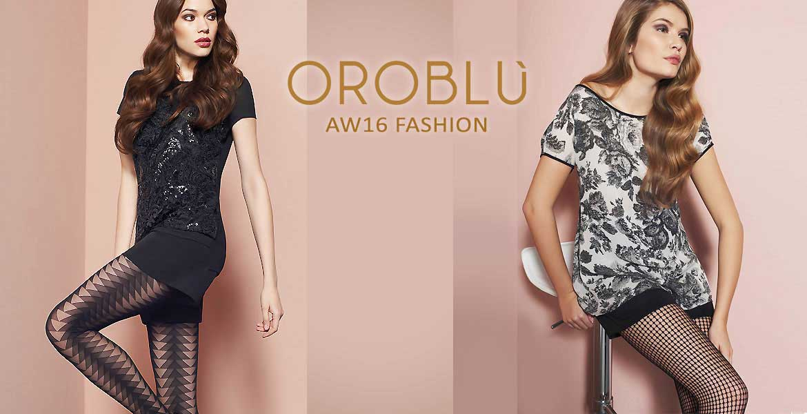 Oroblu AW16 Fashion