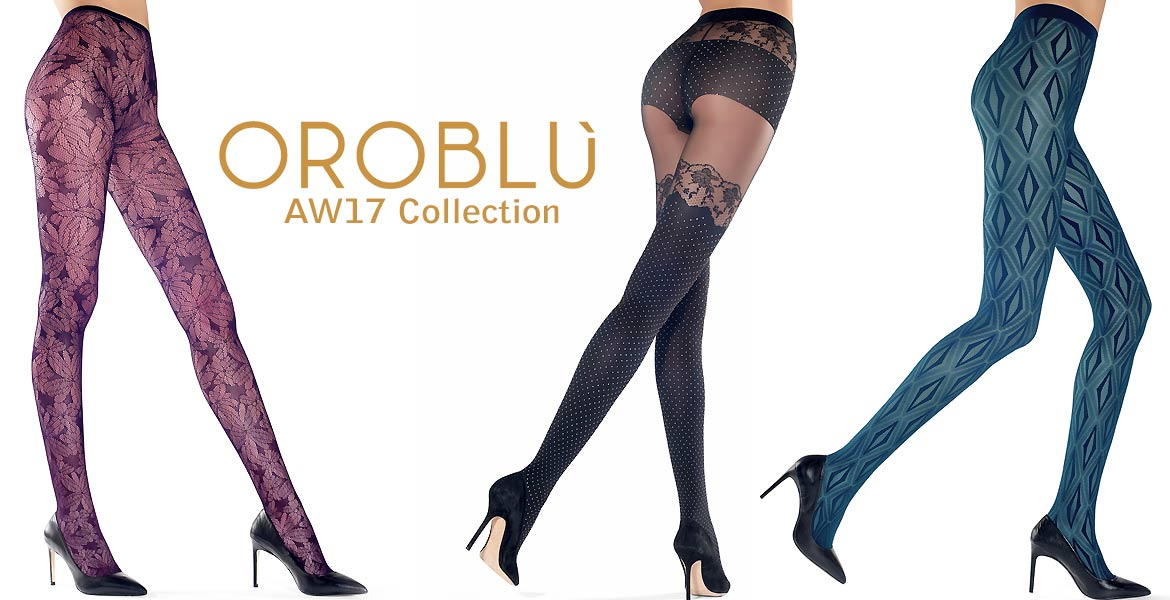 New Oroblu AW17 Fashion