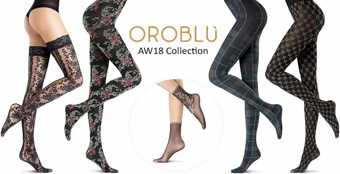New Oroblu AW18 Fashion