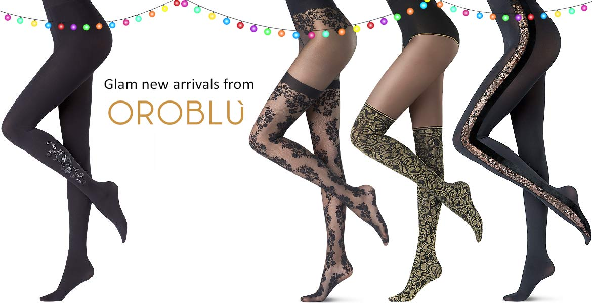 New Oroblu Party Fashion