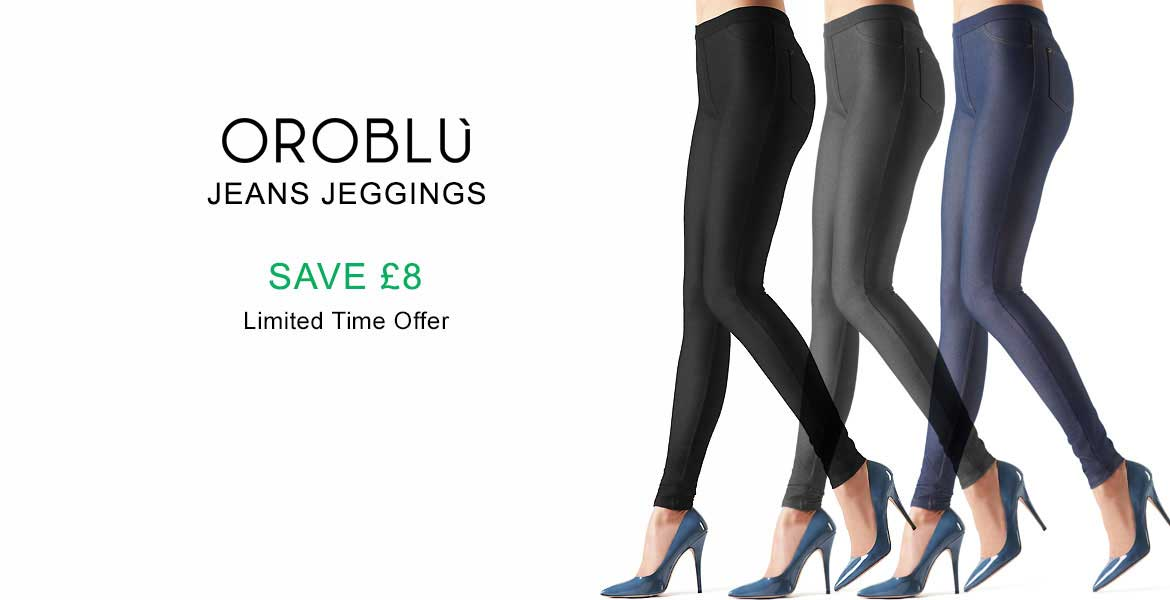 Oroblu Jeans Jeggings Offer
