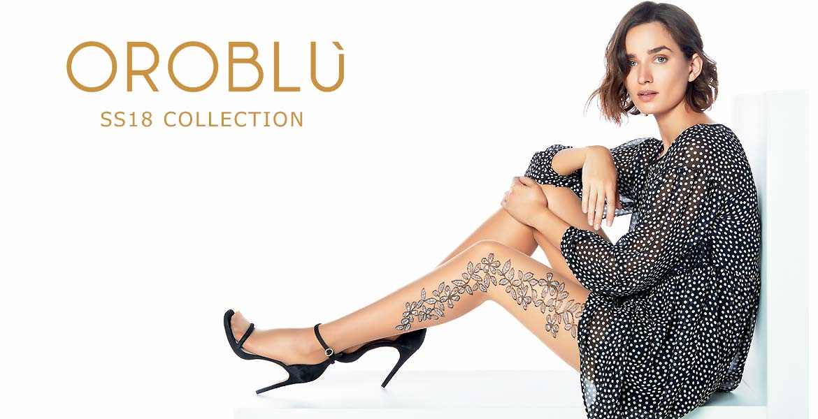 New Oroblu SS18 Fashion