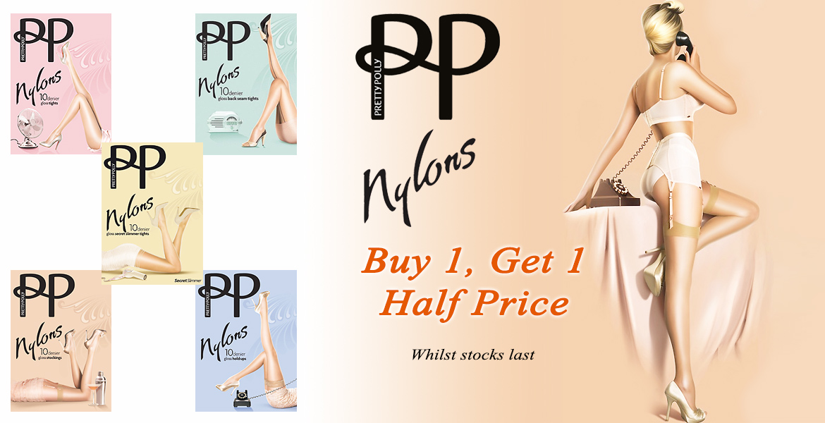 Pretty Polly Nylons Tights Offer