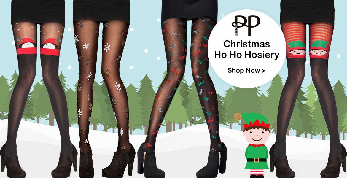 Pretty Polly Christmas