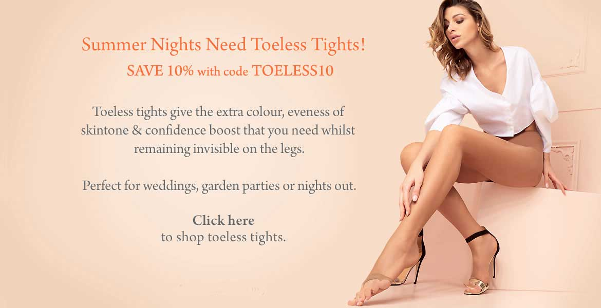Toeless Tights Offer