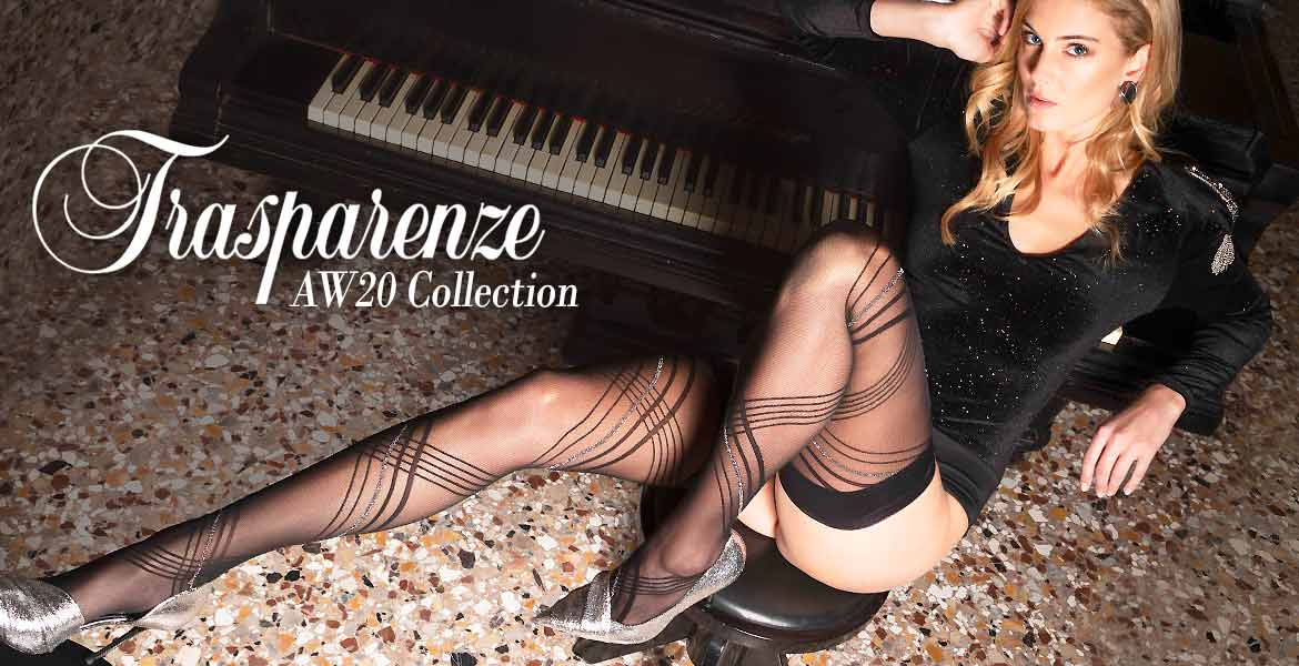 New Trasparenze AW20 Fashion