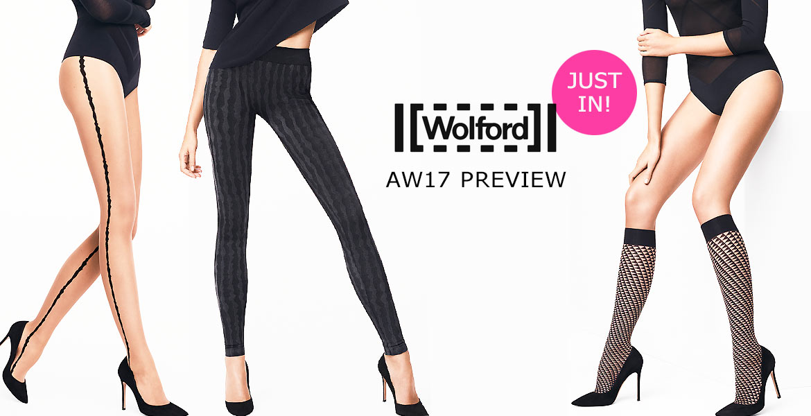 Wolford AW17 Trend Preview