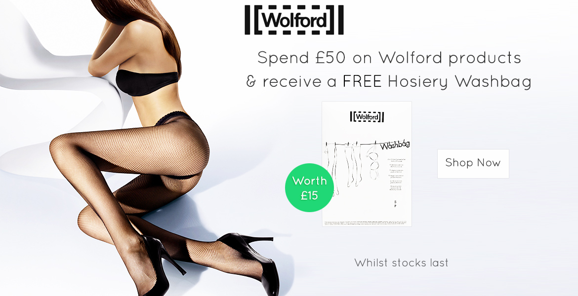 Wolford Wash Bag Offer