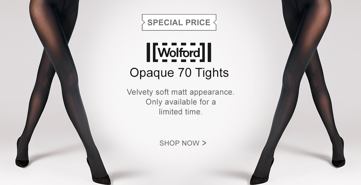 Special Price Wolford Opaque 70 Tights