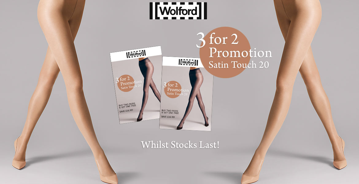 Wolford Satin Touch Offer