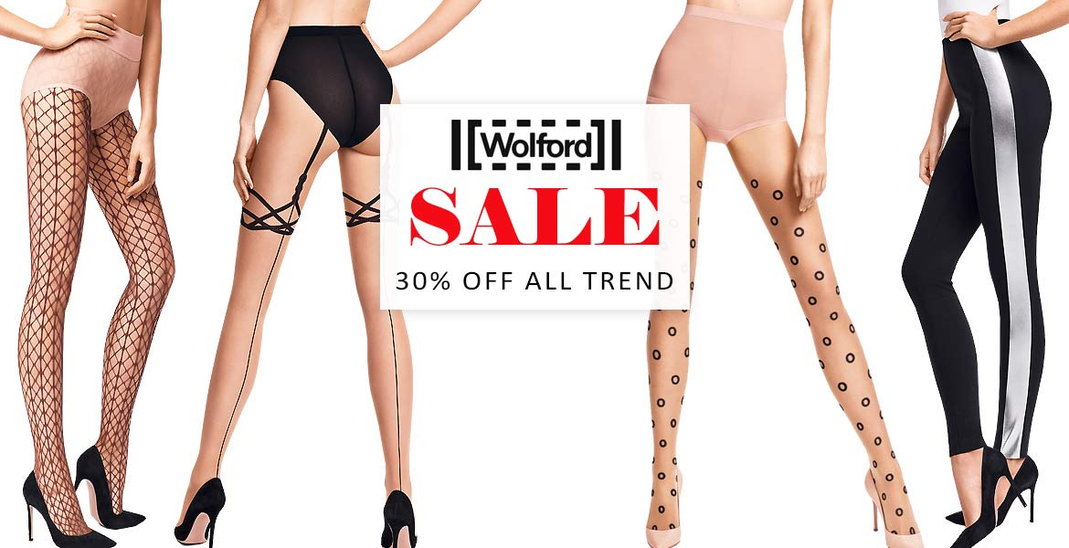 Save 30% Off Wolford Trend Styles