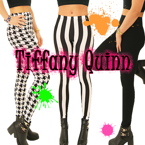 Tiffany Quinn's leggings giveaway