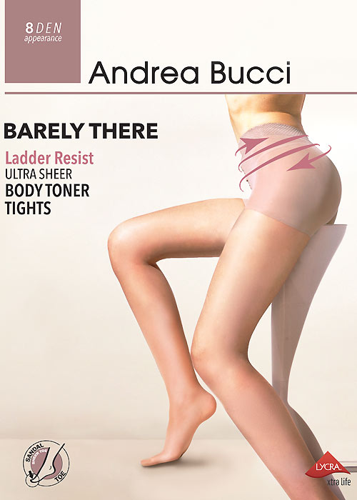 Andrea Bucci Barely There Ladder Resist Bodytoner Tights