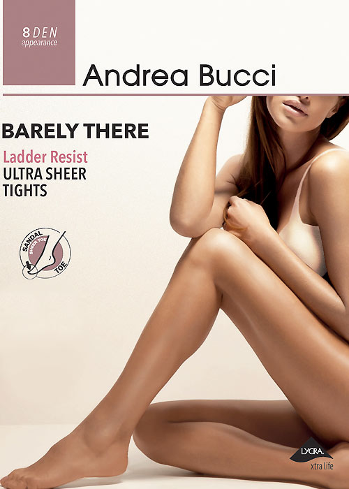 Andrea Bucci Barely There Ultra Sheer Tights