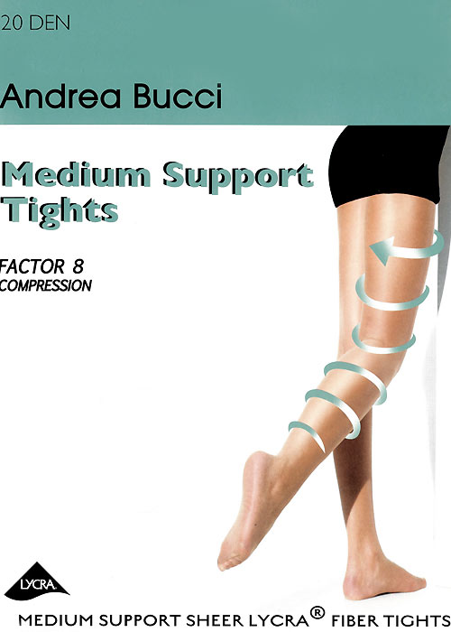 Andrea Bucci Medium Support Factor 8 Tights