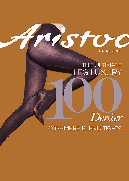 Aristoc 100 Denier Cashmere Blend Tights