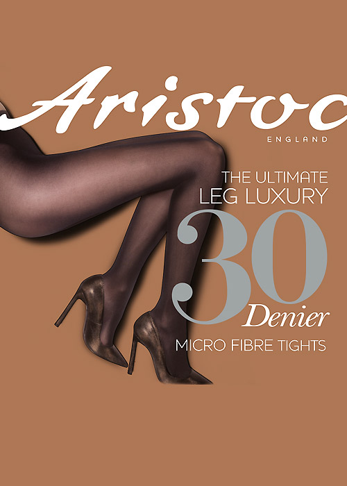 Aristoc 30 Denier Micro Fibre Tights
