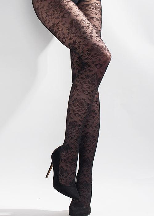 Aristoc Lace Design Tights