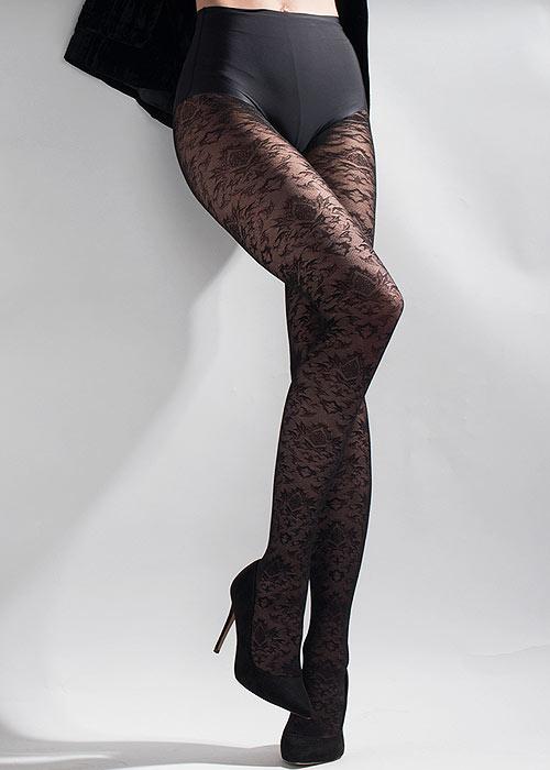 a1bd083c83e Aristoc Lace Design Tights