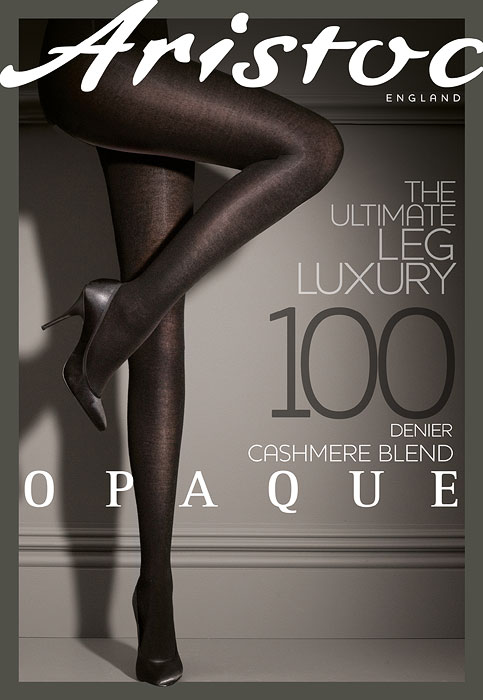 Aristoc Opaque Cashmere Blend 100 Denier Tights