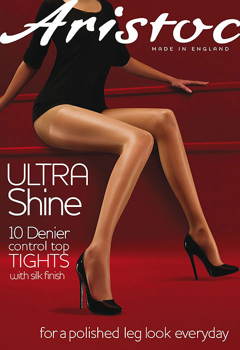Aristoc Ultra Shine Control Top Tights