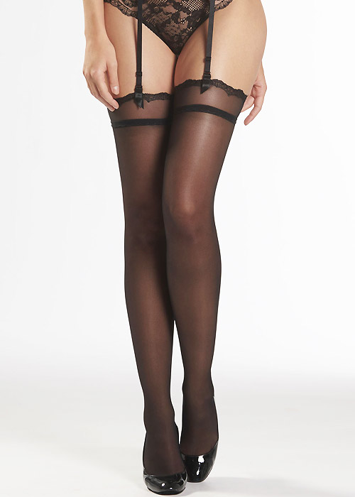Aubade Soleil Nocturne Stay Up Stockings