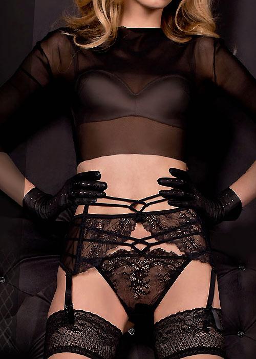 Ballerina Gefion Garter Belt And String