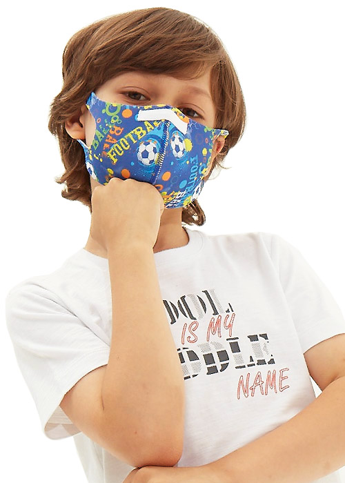 Blackspade Kids 3D Spacer Mask