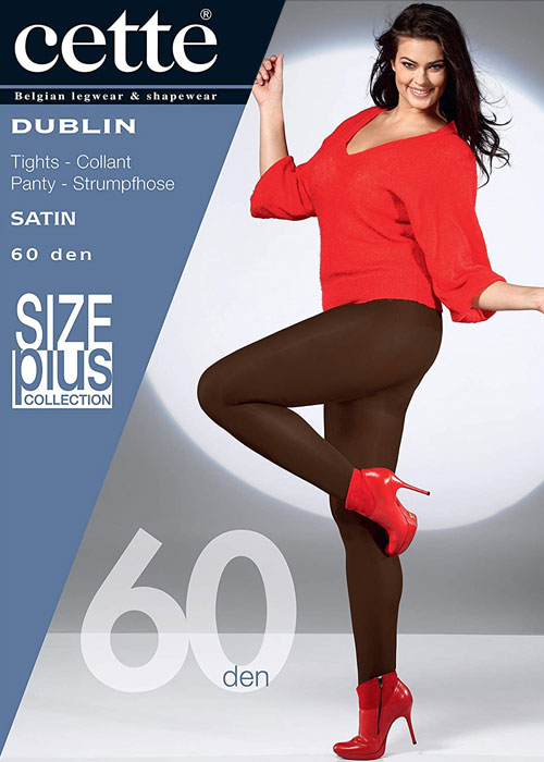Cette Dublin Plus Size Tights Zoom 4