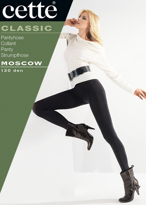 Cette Moscow 120 Denier Tights