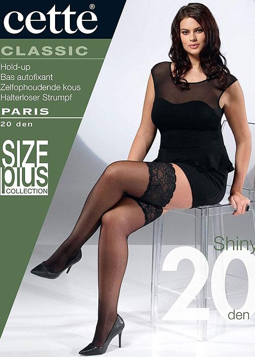 Cette Paris Plus Size Hold Ups