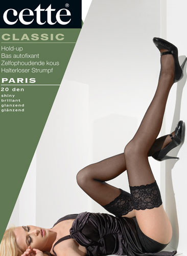Cette Paris Lycra Hold Ups