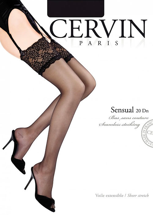 cb2cef9383b Plus Size Stockings that Flatter and Fit Fabulously