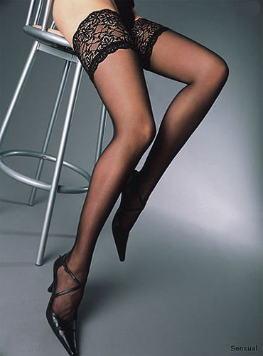 Cervin Sensual  Luxe Hold Ups
