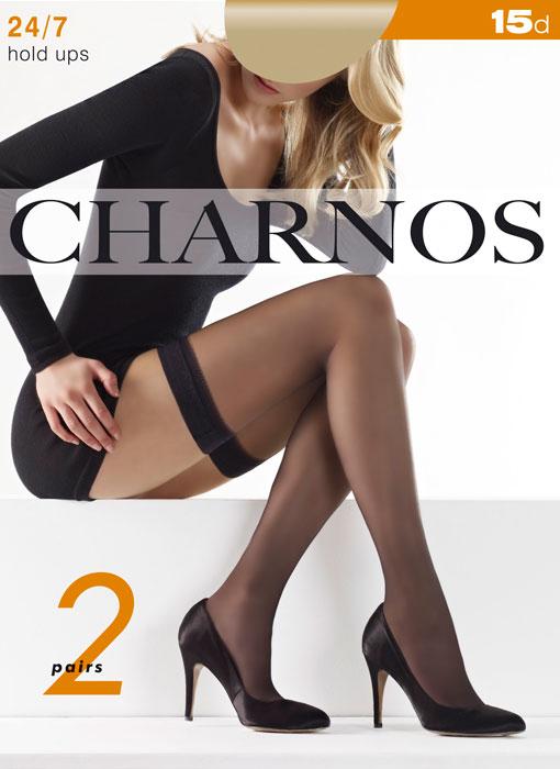 Charnos 24/7 Sheer Hold Ups 2 Pair Pack