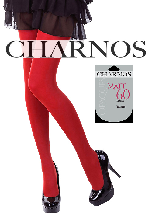 Charnos Opaque 60 Denier Thick Tights