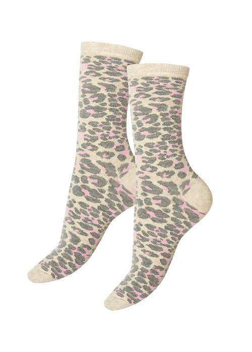 Charnos Animal Print Socks