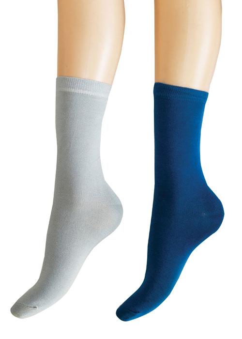Charnos Bamboo Plain Socks