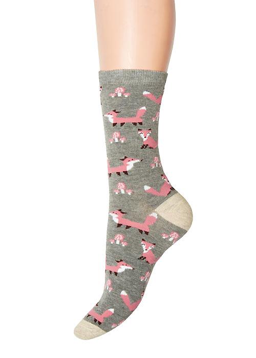 Charnos Fox Socks