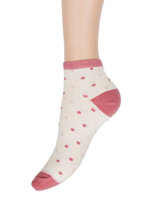 Charnos Geo Trainer Liner Socks 3PP