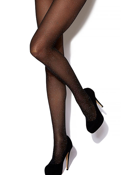 Charnos Glitter Sparkle Sheer Tights