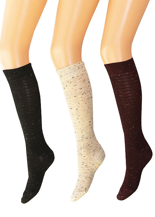 Charnos Marl Knee High Socks