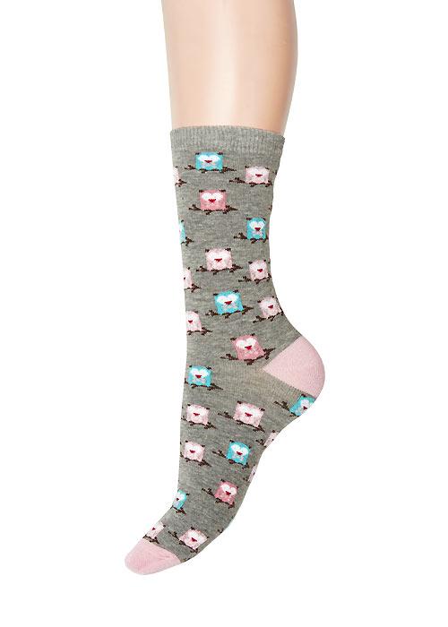 Charnos Owl Socks