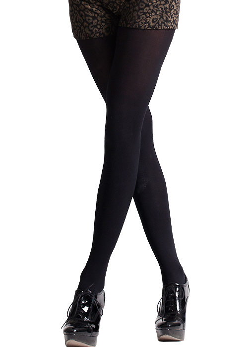 Charnos Re Cycled Opaque 70 Tights Zoom 2