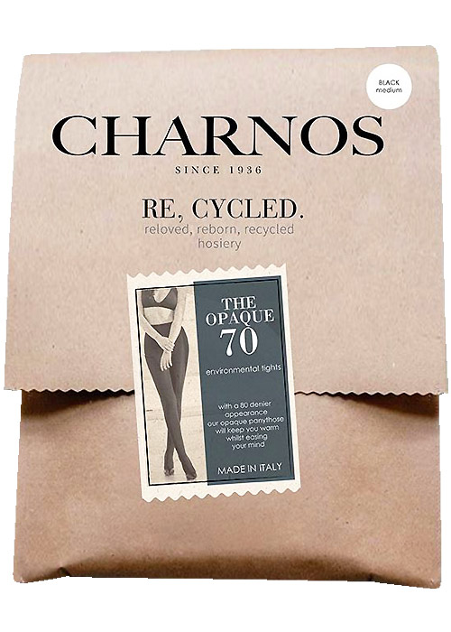 Charnos Re Cycled Opaque 70 Tights