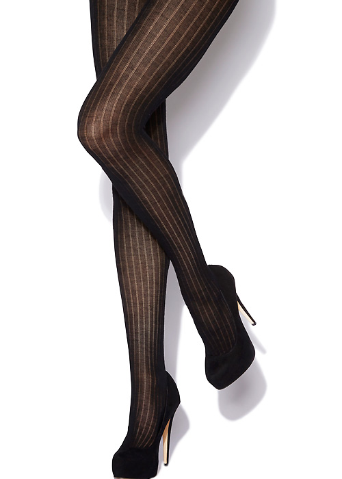 Charnos Rib Wool Tights